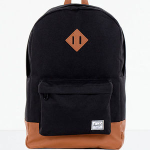 Brand New Herschel Heritage Leather Backpack